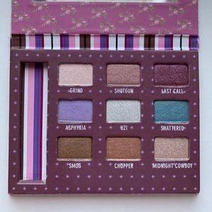 Urban Decay Vintage Floral Shadowbox Palette